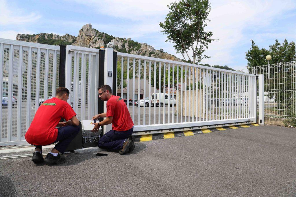 Installation Ouverture Fermeture Copas Systèmes
