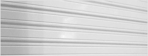 Rideaux Aluminium